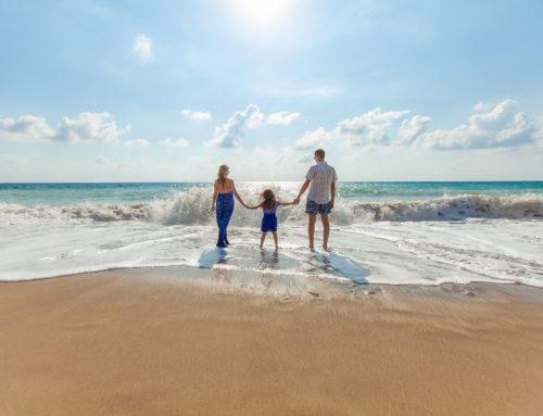 5 najlepších pláži pre deti na Tenerife